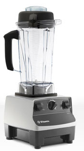 Reconditioned Vitamix 5200 in Brushed Stainless finish